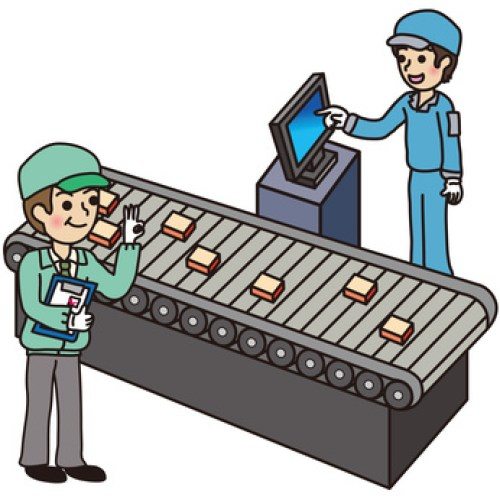 工場作業 管理 チェック
