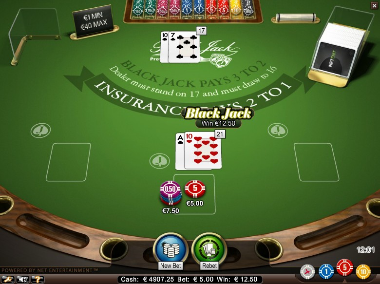 Free Blackjack  Fun Casino Games