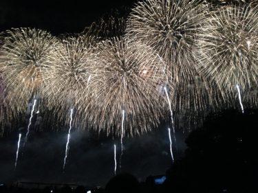 長岡花火を初めて見に行く人必見!日程やおすすめと地元人の感想