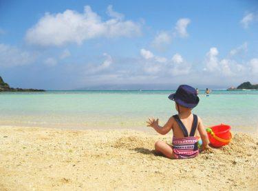 子どもの日焼け対策必要?日焼け止めノンケミカルと帽子の選び方