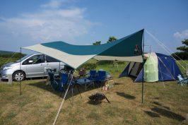 夏休みキャンプ東北