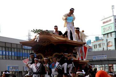 岸和田だんじり祭りおすすめ見学場所と時間帯・見所を徹底紹介!
