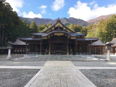 初詣で弥彦神社へ!混雑状況や駐車場・屋台はある?