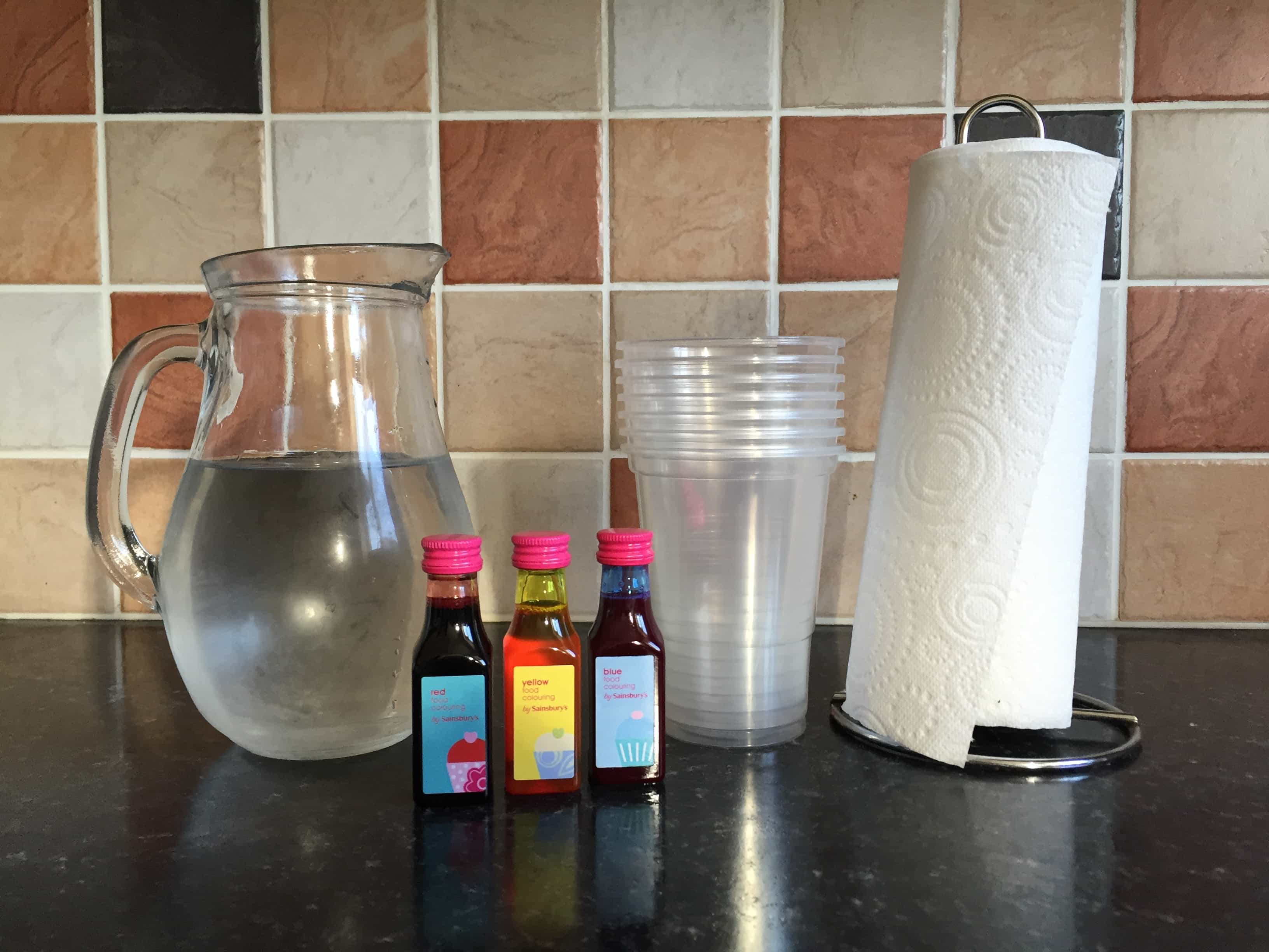 Walking Water Science Experiment - Fun Science UK