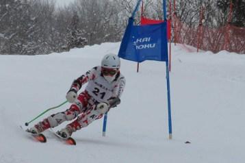 スキー総合優勝の大谷実選手