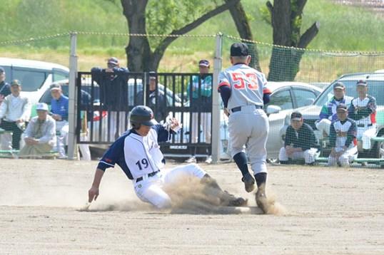第20回新潟日報杯争奪新潟県還暦軟式野球大会
