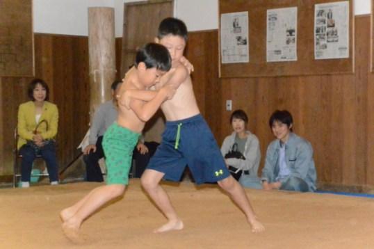 第15回三条市子ども相撲大会