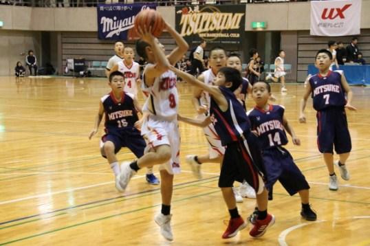 第41回新潟県ミニバスケットボール大会
