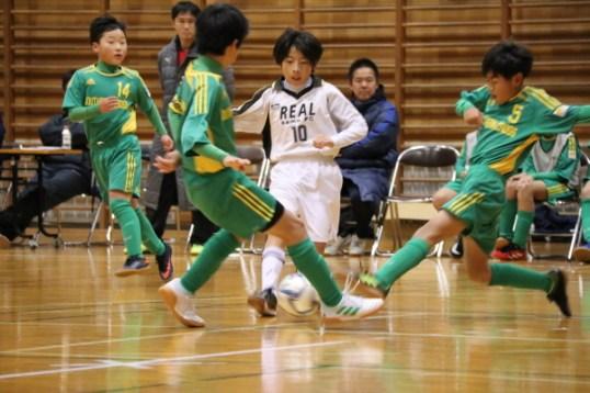 第27回東北電力杯新潟県少年フットサル大会