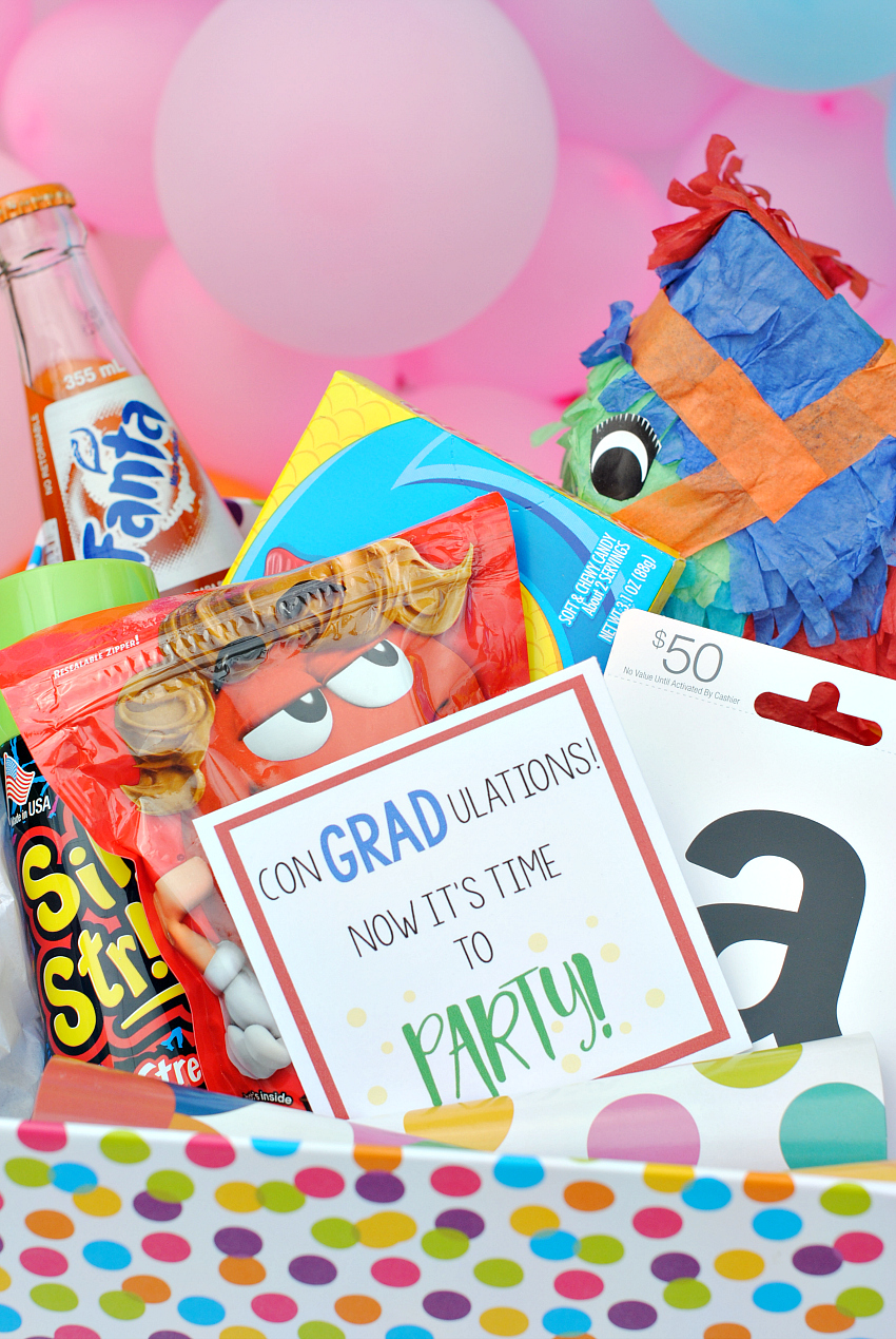 Party Graduation Fun Ideas