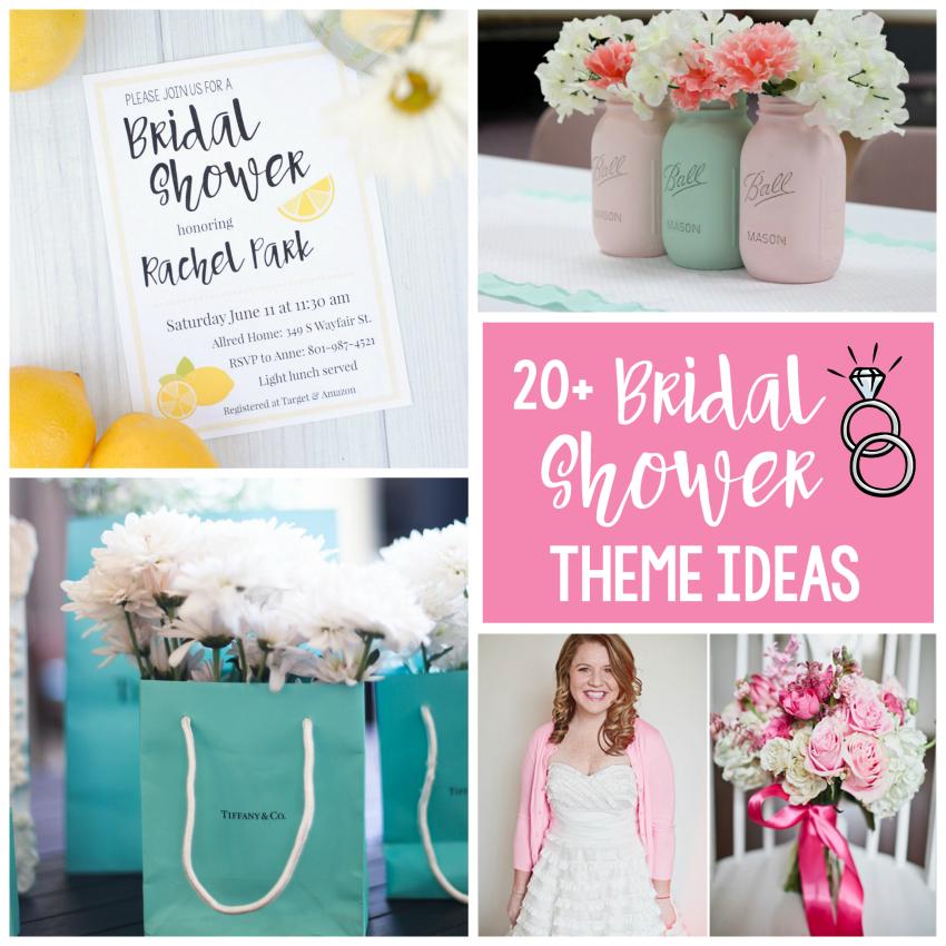 3eefb2e719e 20+ Fun & Creative Bridal Shower Themes & Ideas - Fun-Squared