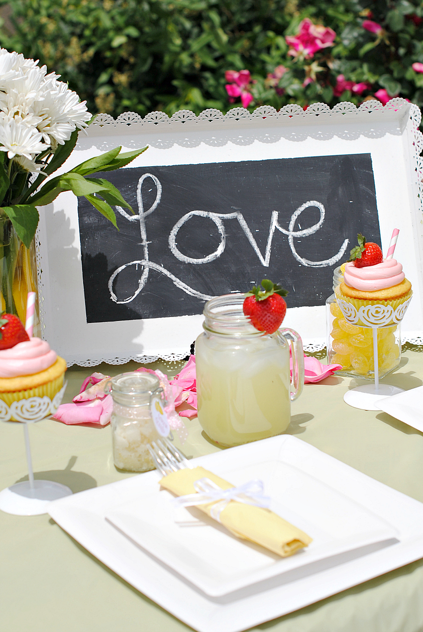 Lemon Themed Bridal Shower  FunSquared