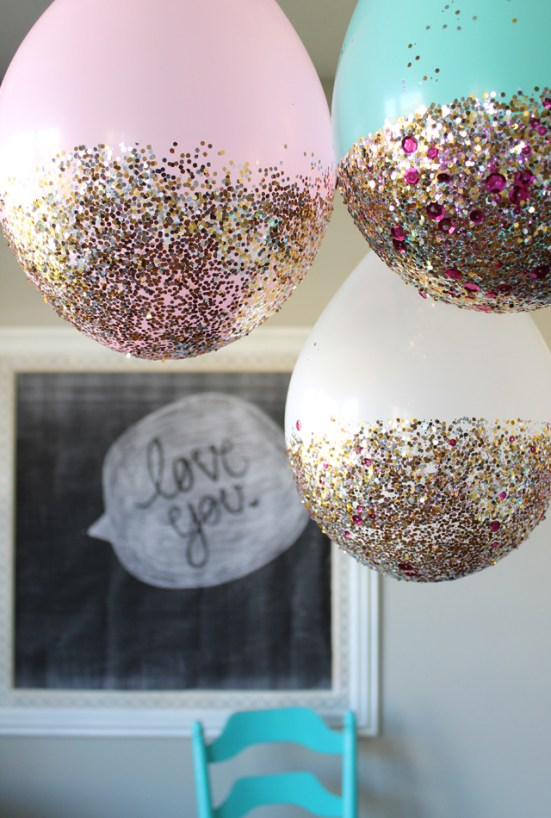 glitter-balloons
