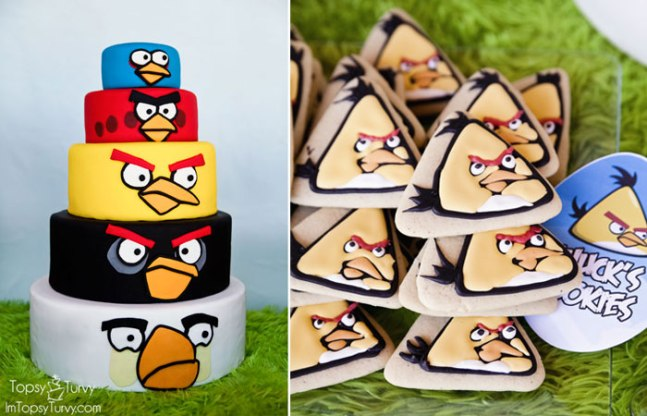 Angry Birds Parties
