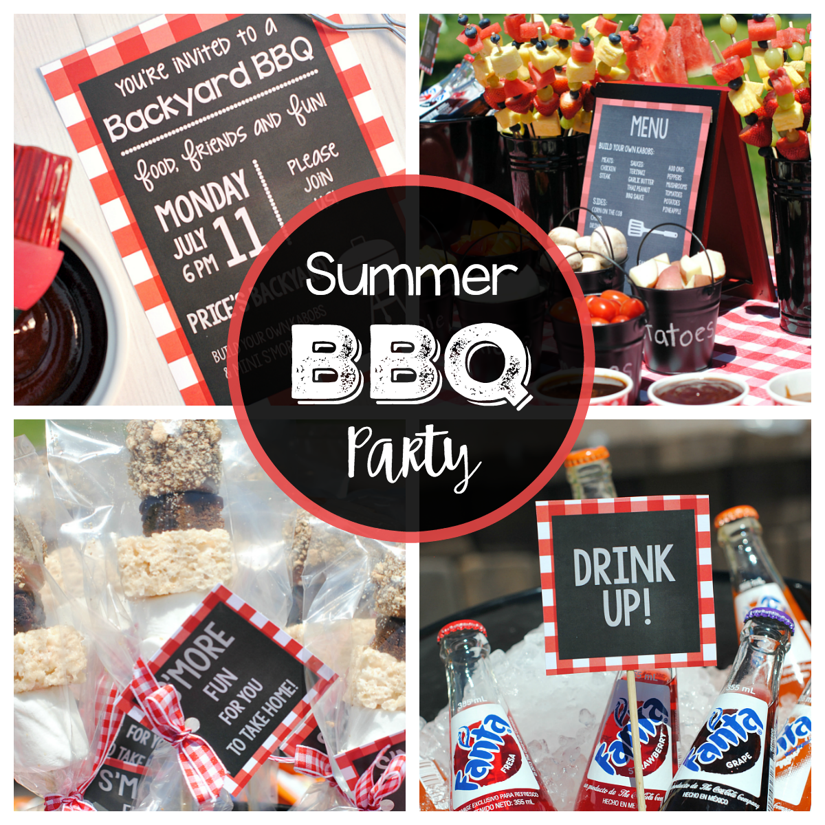 Outdoor BBQ Ideas