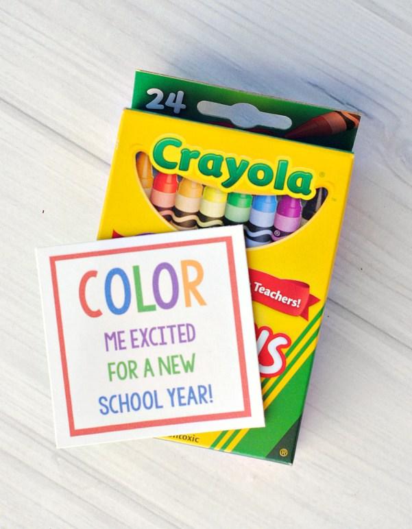 Crayon Gifts