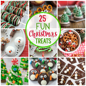 25 Fun Christmas Treats