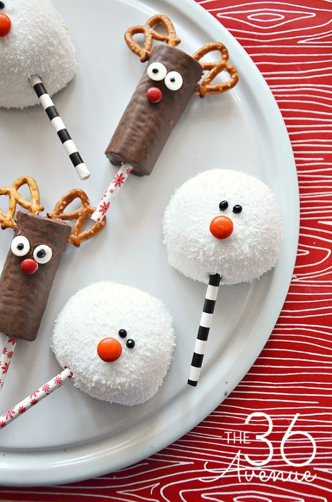 Great Treats for Christmas