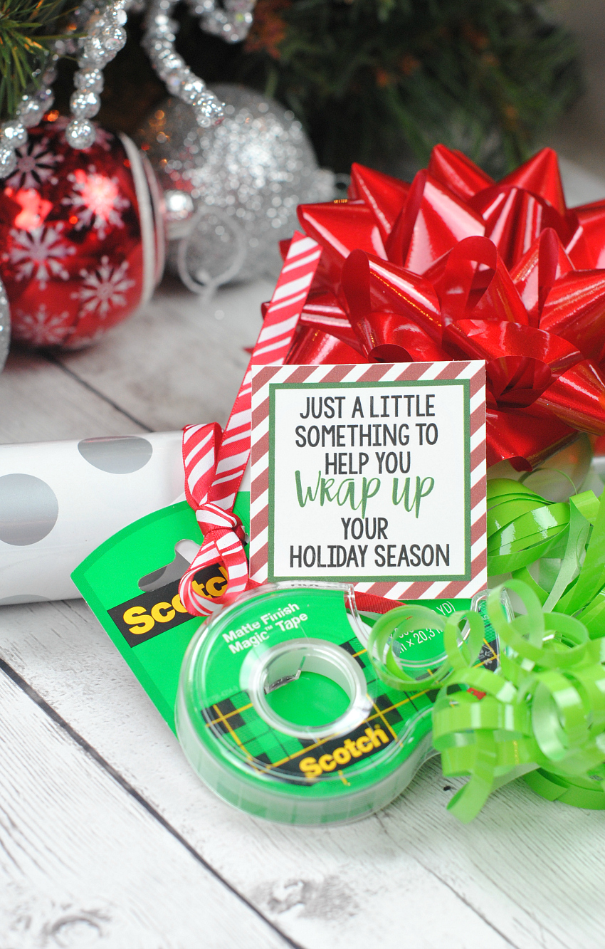 Wrapping Up The Holidays Neighbor Gift Idea – Fun Squared