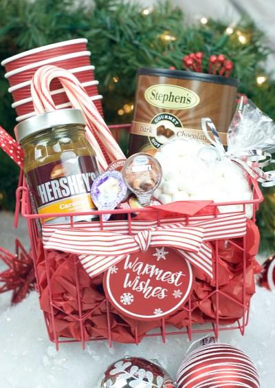 Hot Chocolate Gift Set for Christmas