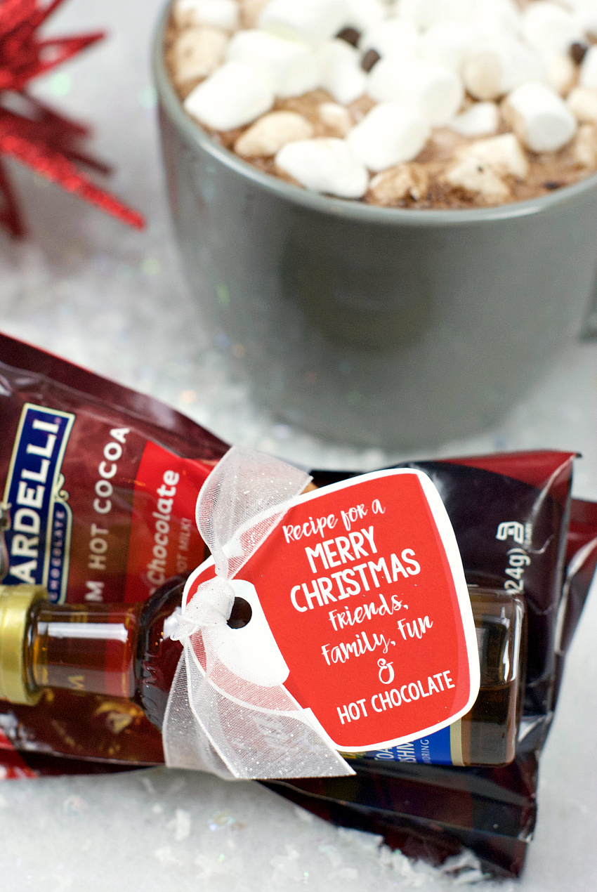 Hot Chocolate Gift idea for Friends