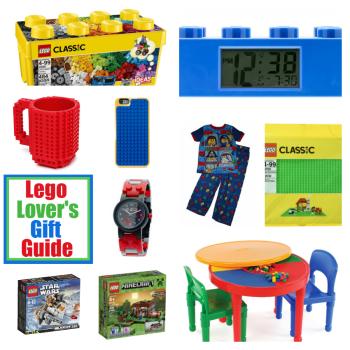 Lego Gift Ideas