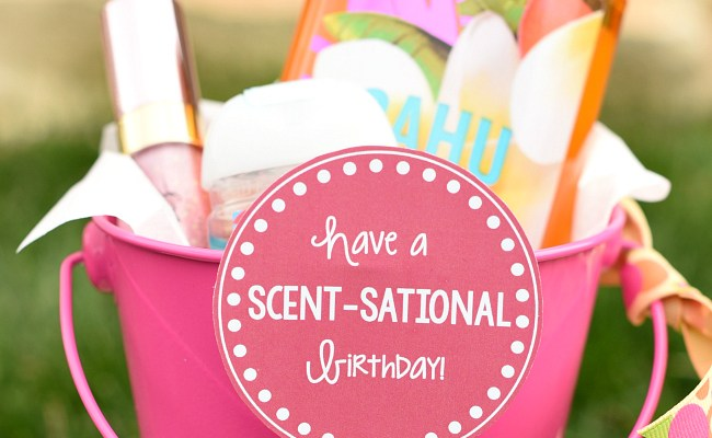 Scent Sational Birthday Gift Idea For Friends Fun Squared