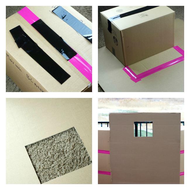 Box Baricades