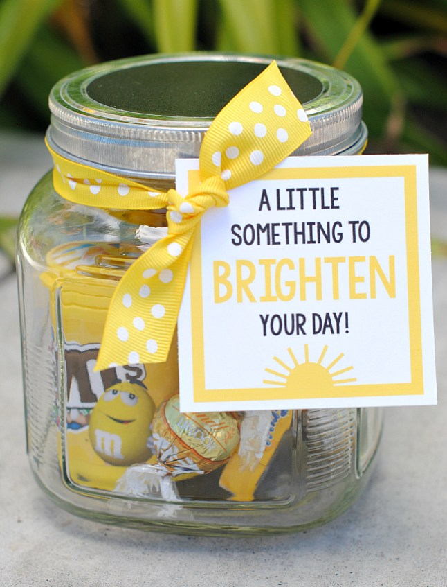 Brighten Your Day Gift Idea for Friends