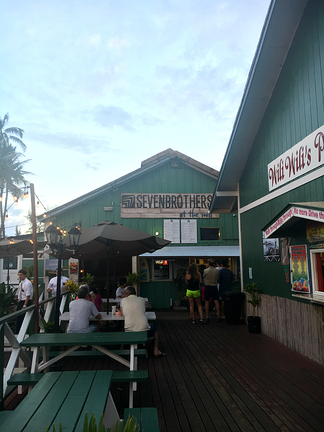 Places to Eat on North Shore Oahu