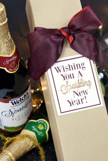 New Year's Eve Gift Idea