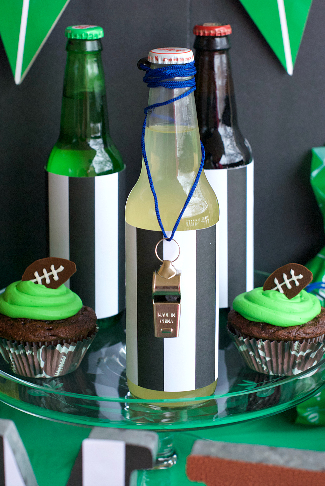 Ideas for Football Parties