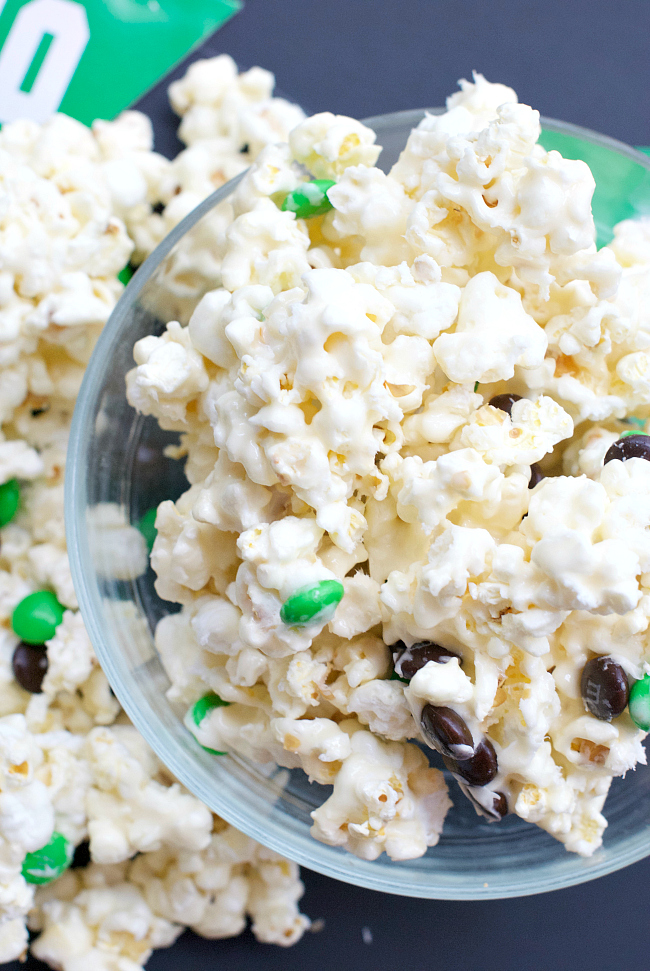 Football Party Food Popcorn Recipe Ideas
