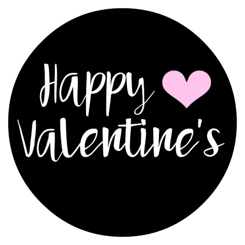 Valentine's Gift Tag