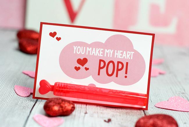 School Valentine Ideas