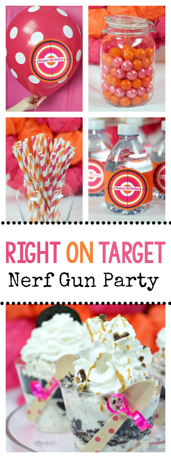 Nerf Gun Party-Great Birthday Party Idea for any age and either gender!