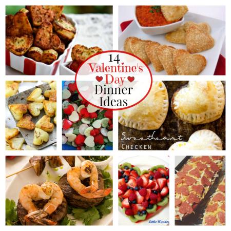 Fun Valentine's Dinner Ideas