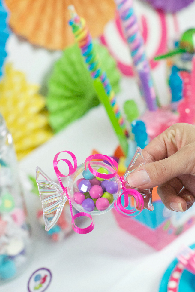 Sweet 16 Birthday Party Favors