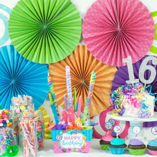 Sweet 16 Birthday Party Ideas