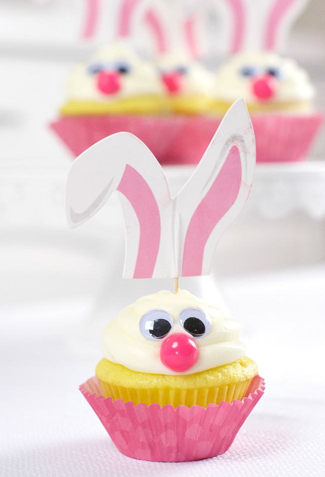 Cute Easter Cupcake Ideas