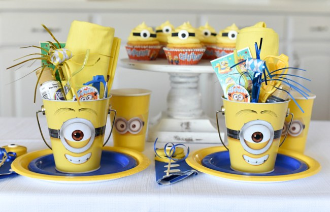 Easy and Fun Minions Party Ideas