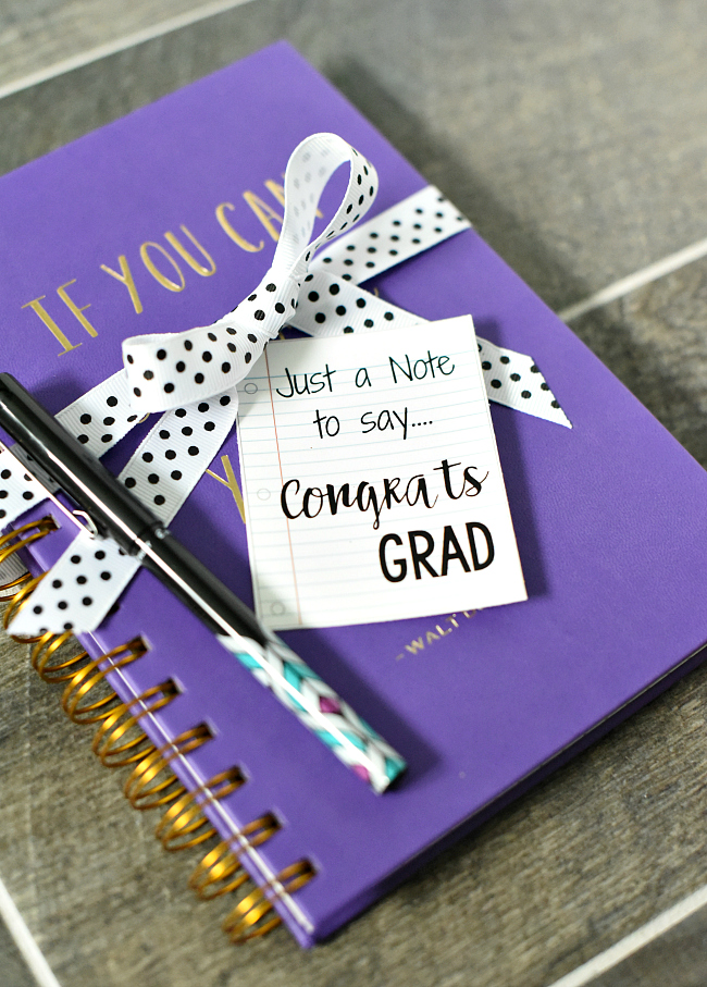 Creative Graduation Gift Idea