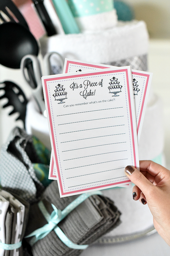Fun Bridal Shower Games