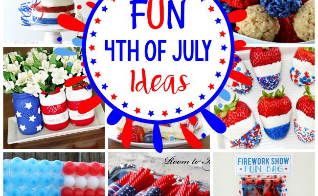 Fun 4th Of July Ideas Fun Squared