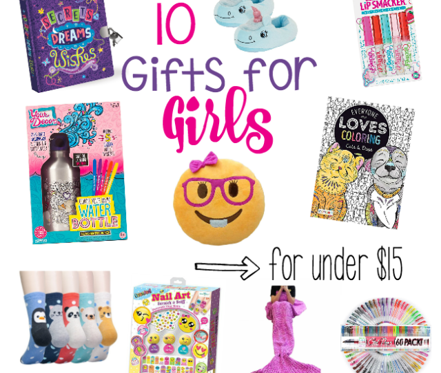 But We Did Some Research And Asked Some Friends And These Are Some Fun Trendy Ideas For Birthday Gifts For Girls Or Great
