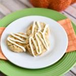 Cake Mix Pumpkin Cookies