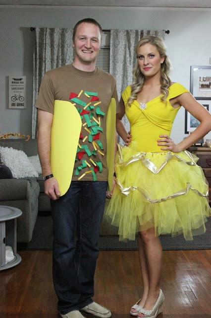 Taco Belle Costume