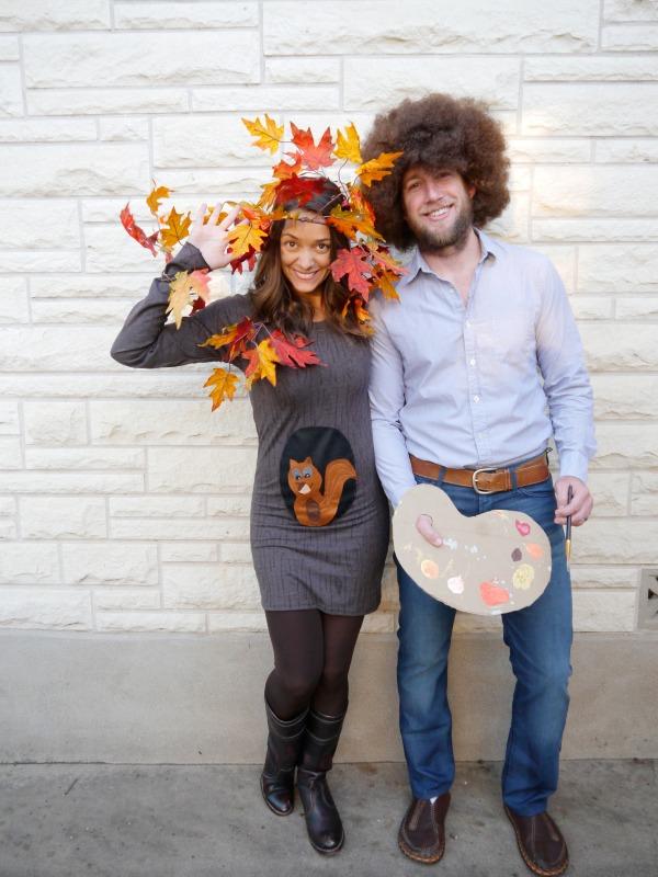 Funny Couples Halloween Costume