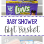 Perfectly Simple New Mom Gift Basket Fun Squared