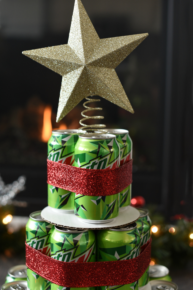 Creative Mountain Dew Gift